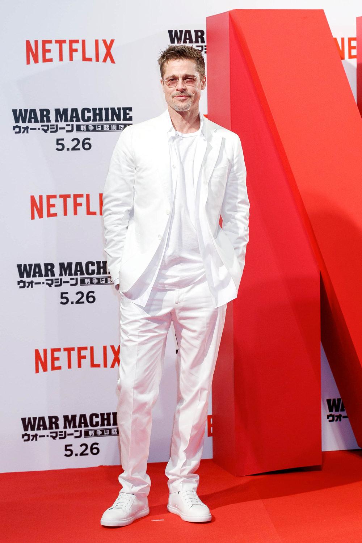 Brad Pitt Net Worth, Age, Height, Profile, Movies, Twitter