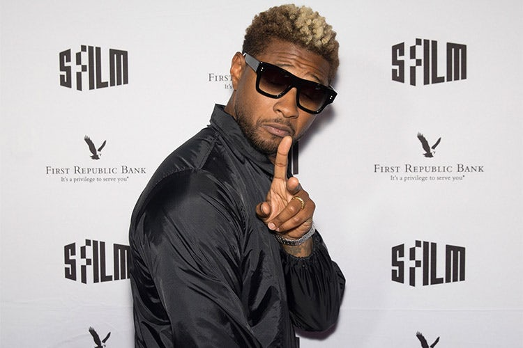 Usher love in this club snl celebrity